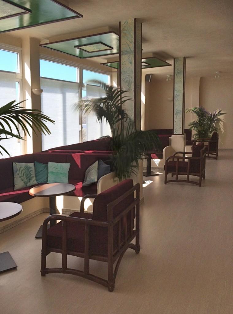 Hotelbar Teneriffa - nachher