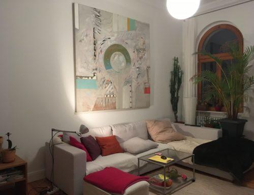 Nestlerkunst im Raum